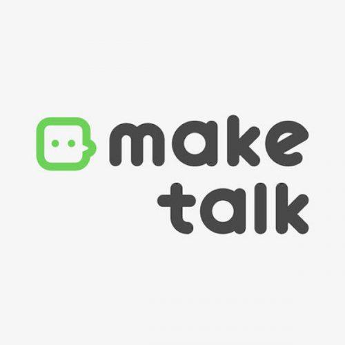 メイクトークのロゴ