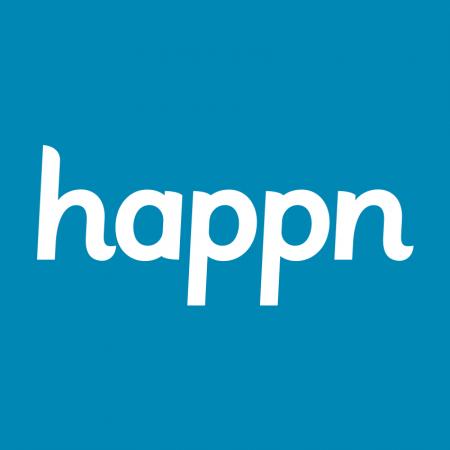 happnのロゴ