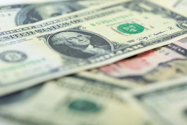 旅行に使うドル紙幣